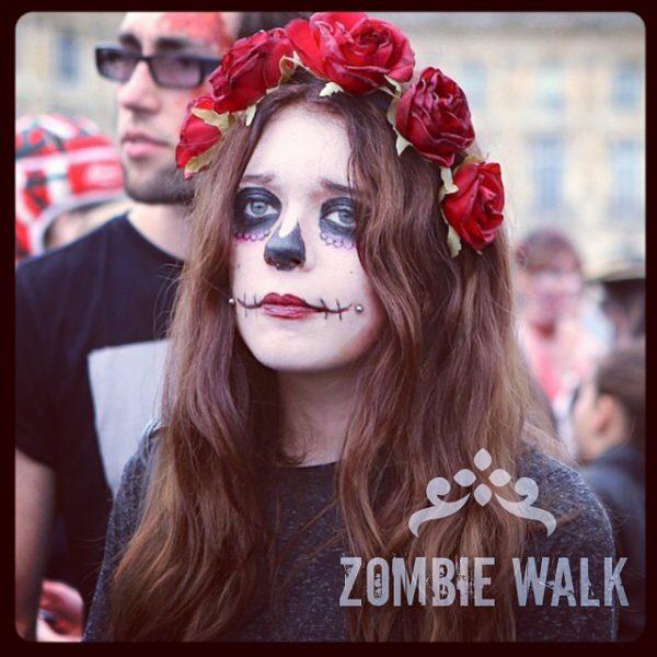 Bordeaux, Zombie Walk