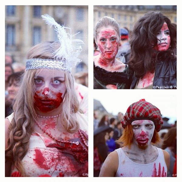 Zombie Walk - Bordeaux - Octobre 2013