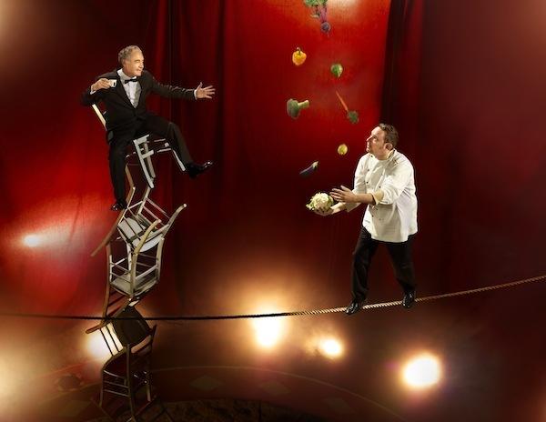 Albert et Ferran Adrià