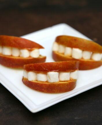 Bouches pleines de dents