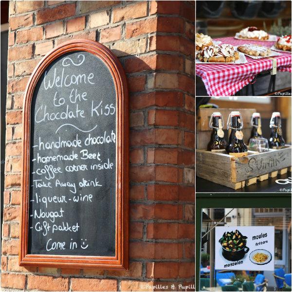 Bruges - Gourmandises