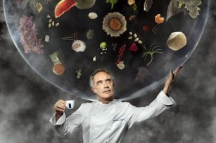 Couverture - Ferran Adrià