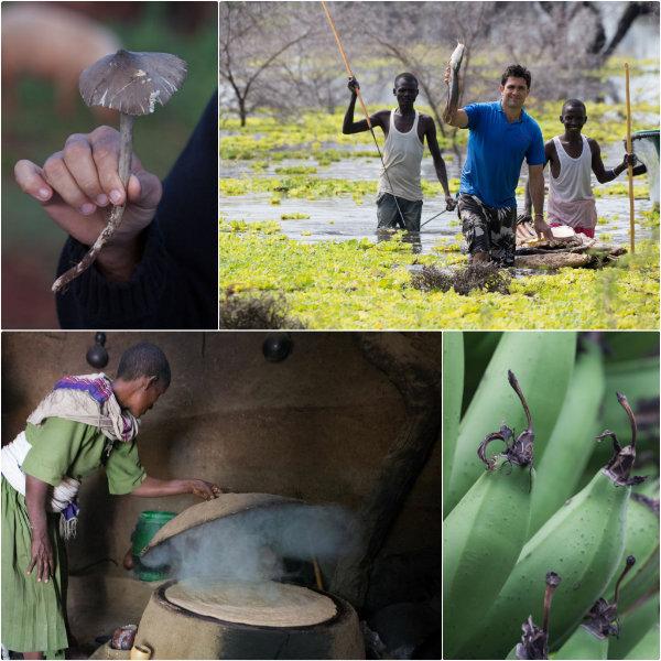 Cuisines d'Afrique - Kiran Jethwa