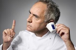 Ferran Adrià ©Martin Schoeller