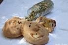 Petits pains aux pommes et à la cardamome verte