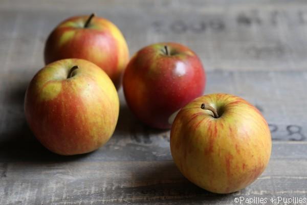 Pommes Rubinette
