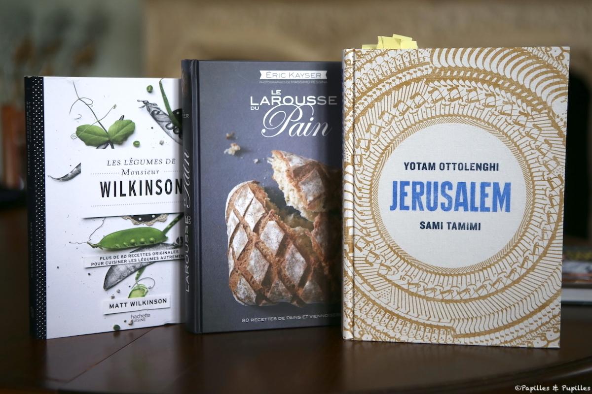 Revue de livres de cuisine #1