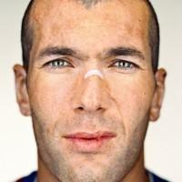Zinedine Zidane ©Martin Schoeller