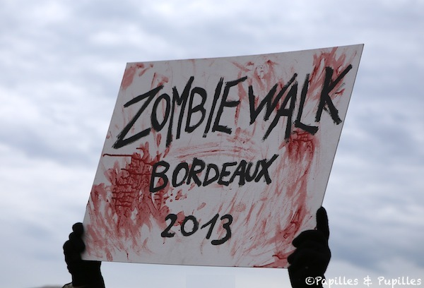 Zombie Walk Bordeaux - 25 octobre 2013