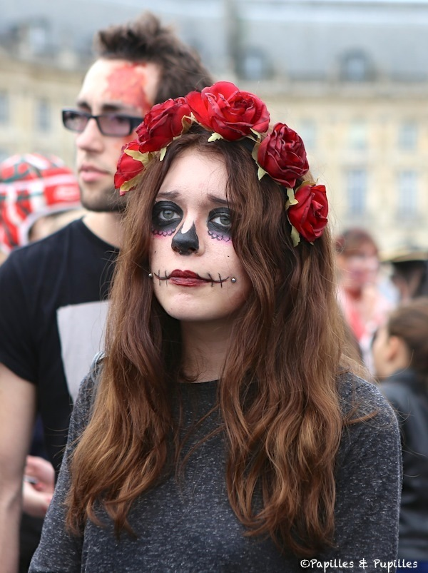 Zombie Walk Bordeaux 25102013