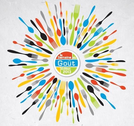 Semaine du goût 2013
