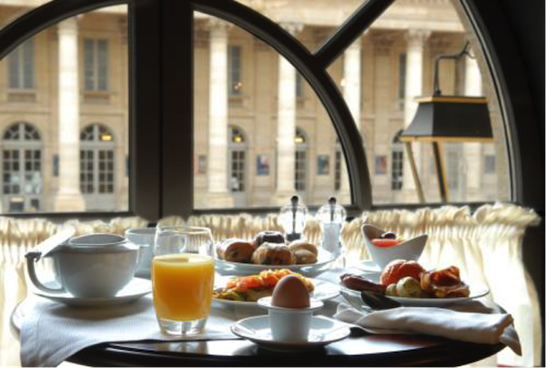 Brunch Grand Hôtel
