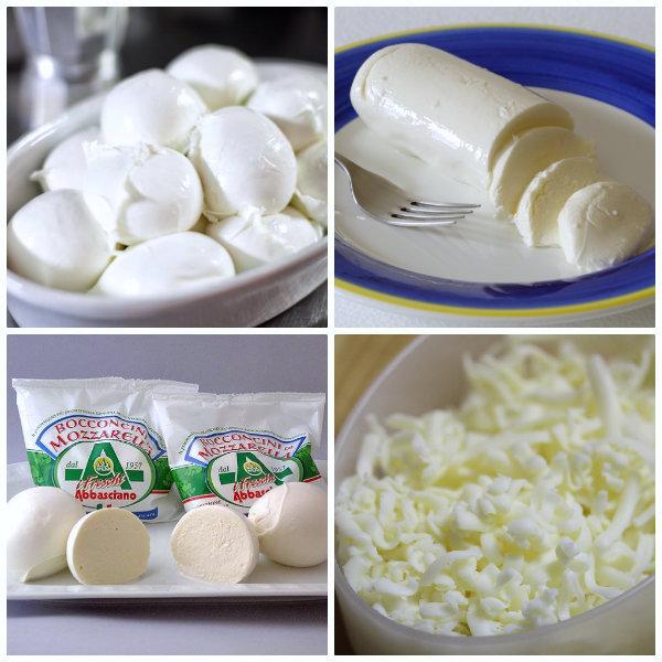 Le b a ba de la mozzarella - Cuisiner la mozzarella ...
