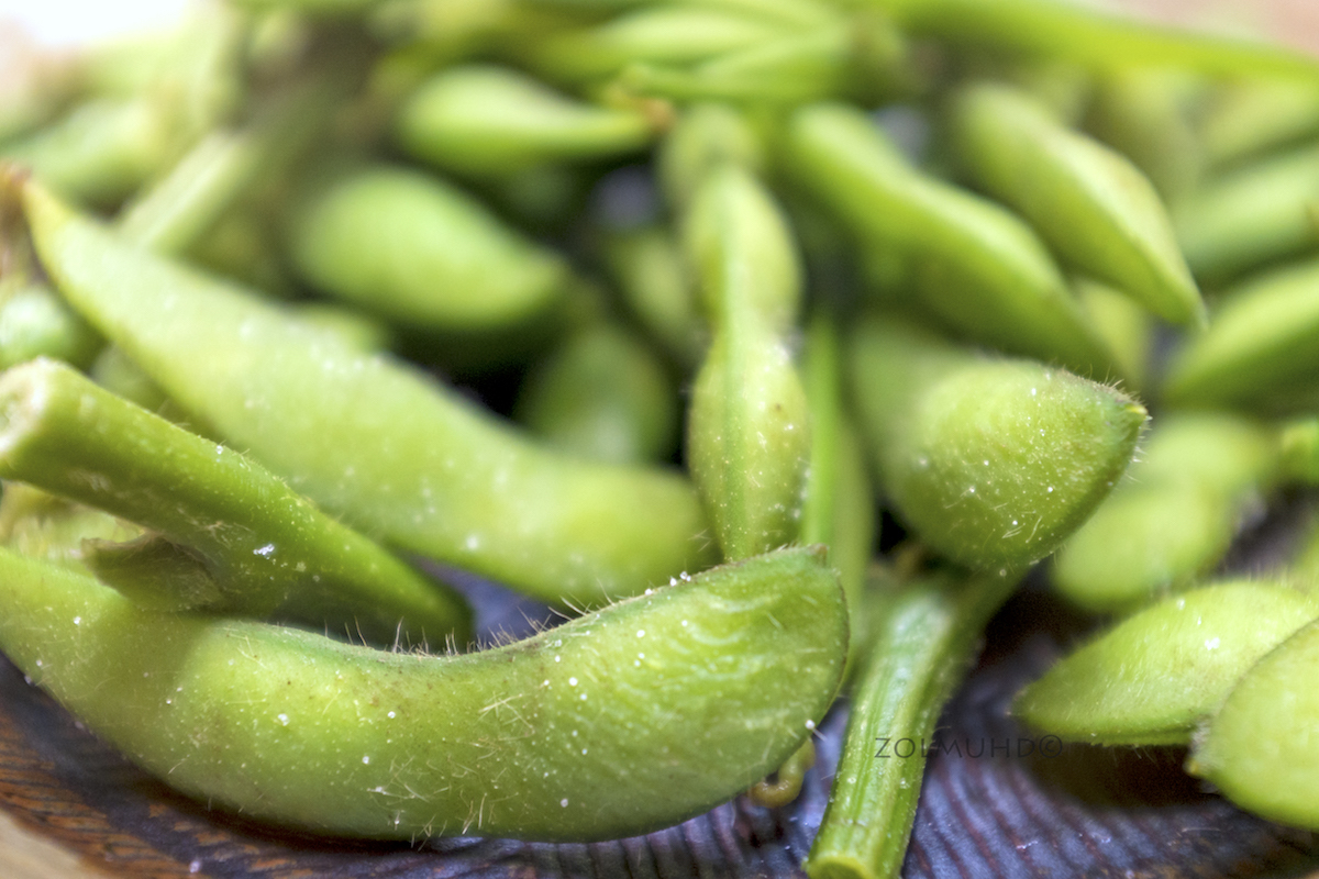 Edamame (c) zol m Licence CC BY-NC-ND 2.0