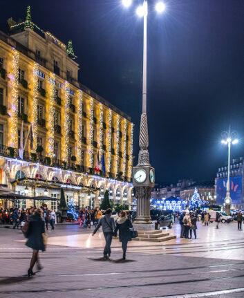 Grand Hôtel Bordeaux ©Mathieu Mamontoff