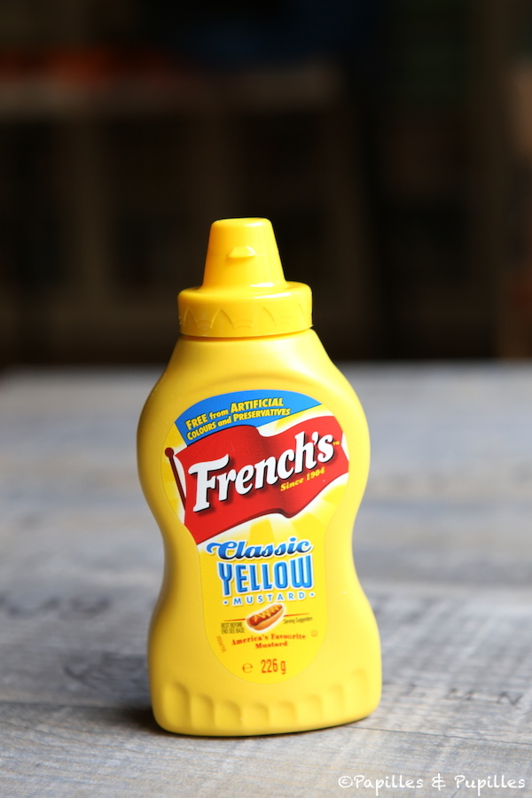 Moutarde French s Classic Yellow