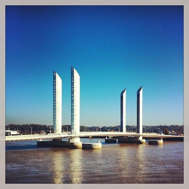 Pont Chaban Delmas - Bordeaux