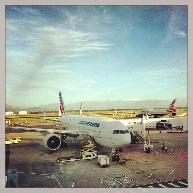 Bye Bye South Africa - bye bye Nelson Mandela - RIP