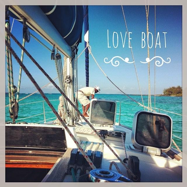 Love boat ...