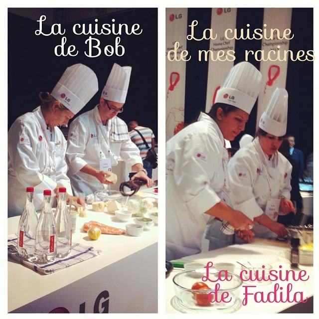 4 finalistes français pour le LG home chef Championship dont @ladyfadi et @Linda0650 ! Youhou