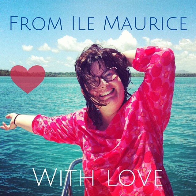 From île Maurice with love