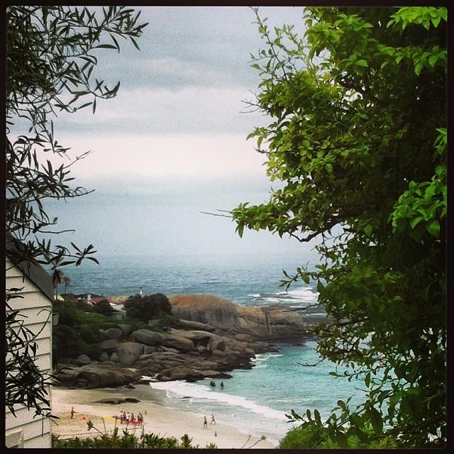Les plages de Cape Town