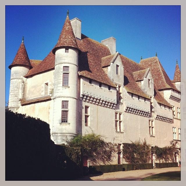 Château de Neuvic, Dordogne