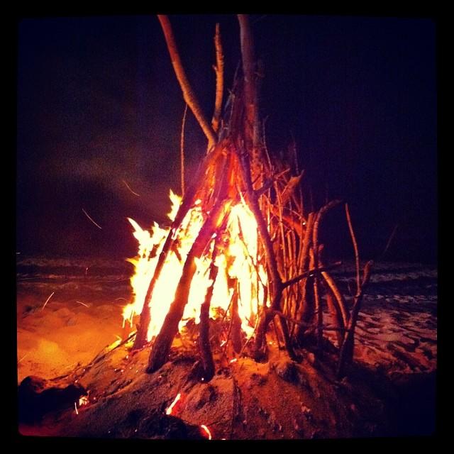 Light my fire #ilemaurice