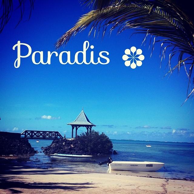Vendredi, c'est paradis ! #ilemaurice #zilwaattitude