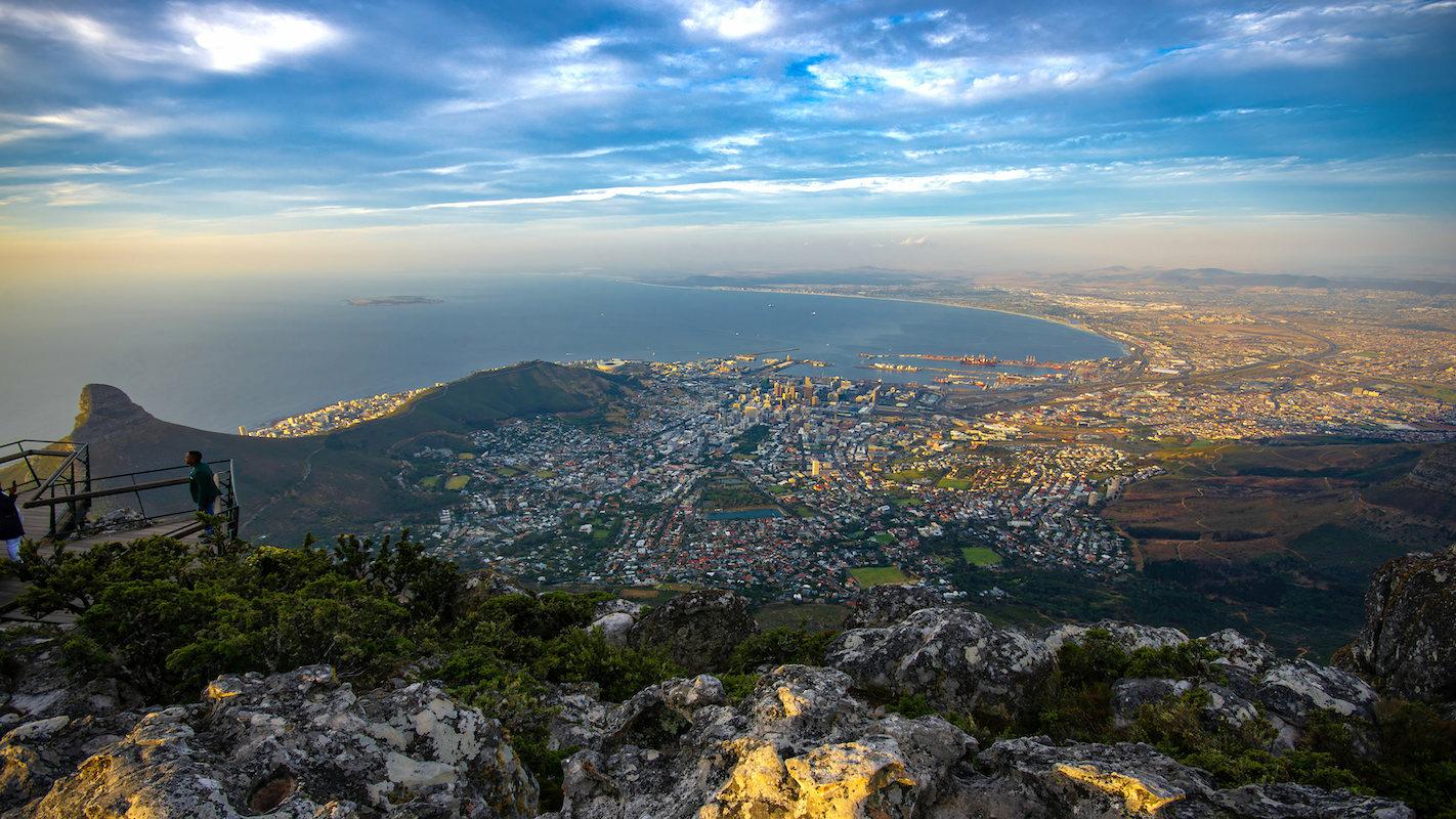 Cape Town ©Gilbert Sopakuwa CC BY-NC-ND 2.0