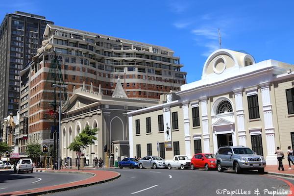 Musée de l'esclavage Cape Town