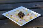 Saint Jacques et caviar