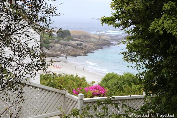 Table Bay - plage, Cape Town, Afrique du Sud