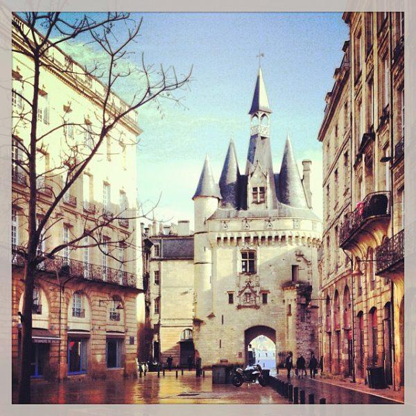 Place du Palais, Bordeaux