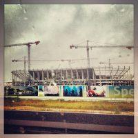 Nouveau stade, Bordeaux