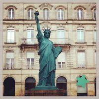 Miss Liberty, Bordeaux