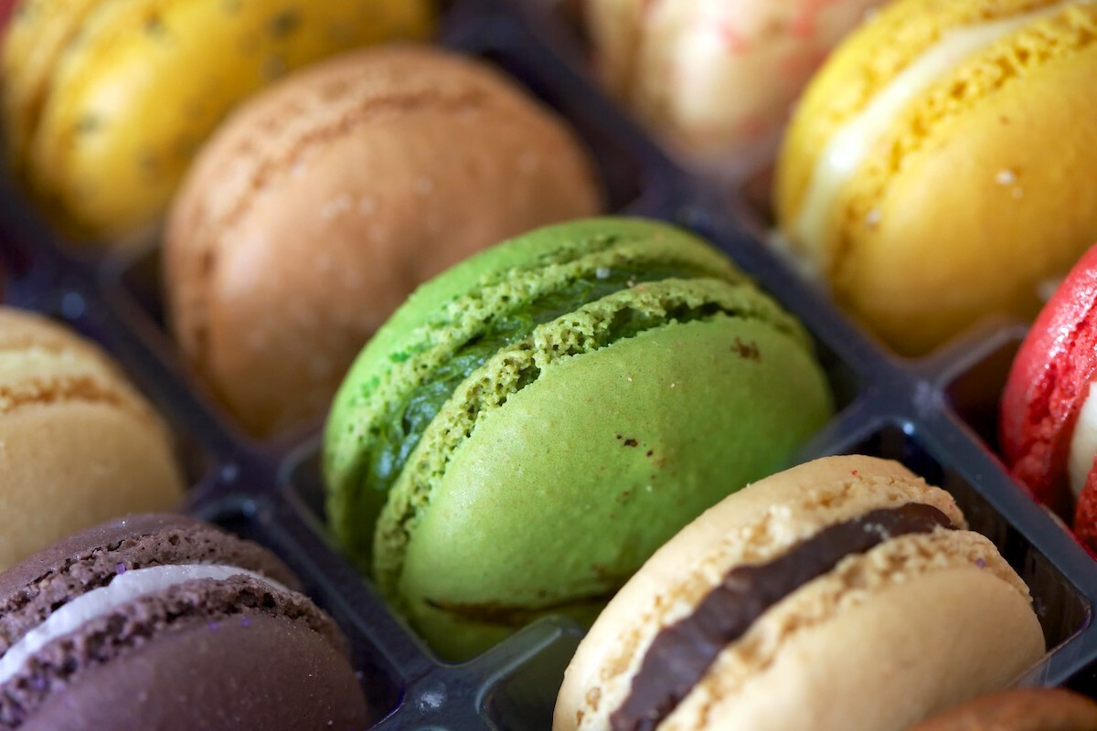 Macarons ©Andrew Iverson CC BY-NC-ND 2.0