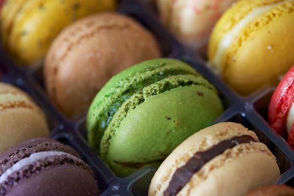 Macarons ©Tfangel CC BY-NC-ND 2.0