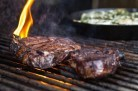 Steak au BBQ ©Mike - Another Pint Please CC BY-NC-SA 2.0