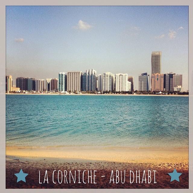 Ultra moderne Abu Dhabi
