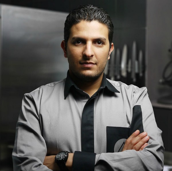 Akrame Benallal - Crédit photo du Chef : Akrame Benallal – © 2011 Yomgaille.com