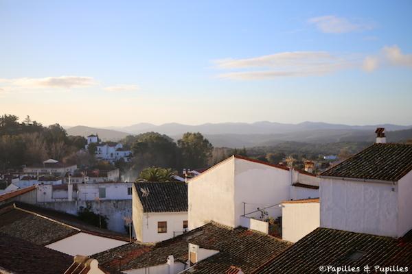 Aracena, province de Huelva, Andalousie