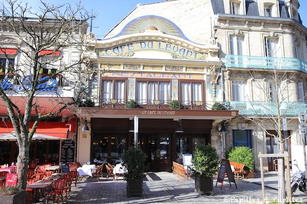 Brasserie Le café du Levant - Bordeaux