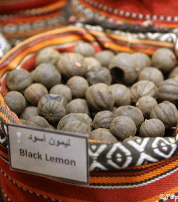 Citrons noirs - Black lemons