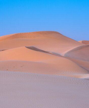 Désert Abu Dhabi ©daniel Olah unsplash