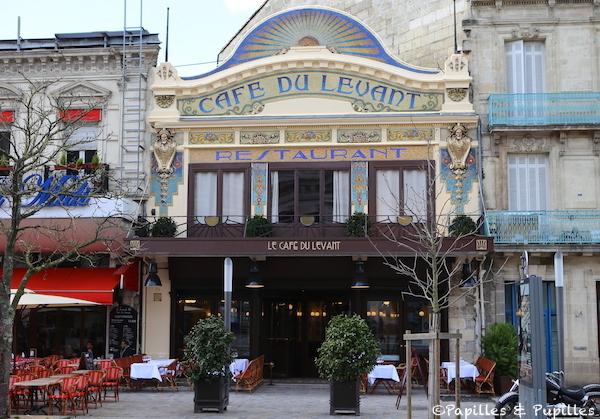 Le café du Levant