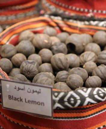 Citrons noirs