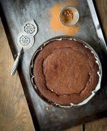 Moelleux au chocolat sans gluten ©Franck Hammel