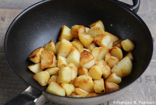 Patatas Bravas - Pommes de terre grillées