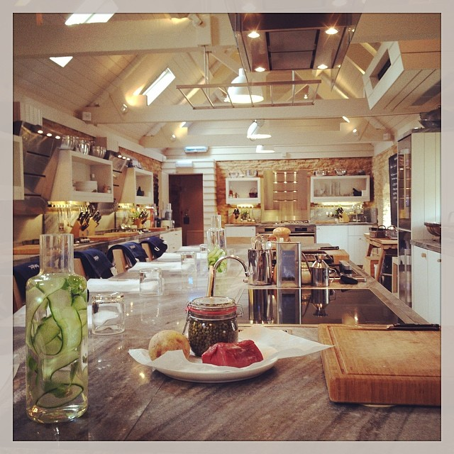 The cookery school @daylefordfarm